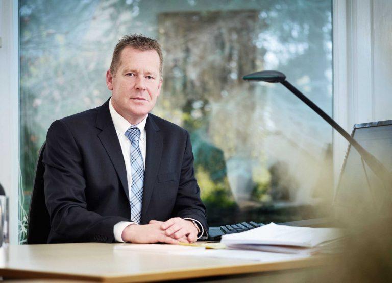 Pressebilleder - DJF. Henrik Horup - formand for DJF - djf.dk