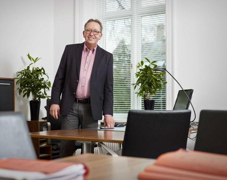 Pressebilleder - DJF. Preben S. Pedersen - næstformand i DJF - djf.dk
