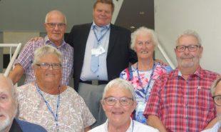 Pensionistsektionens nye bestyrelse