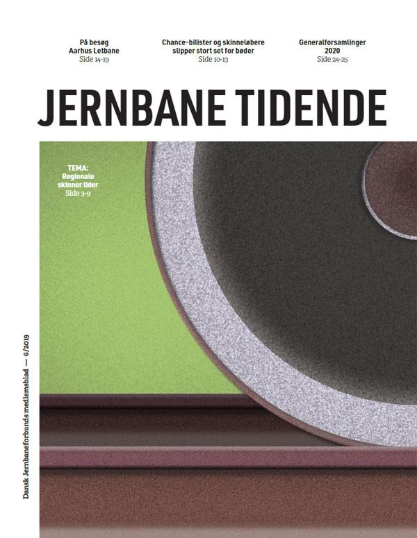 Dagbladet Jernbane Tidende - djf.dk