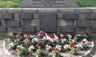 DSB-medarbejdere mindet 4. maj