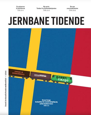 Jernbane Tidende 02 2021